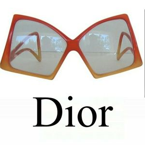 Miss Dior Vintage 70's Mask Shield Collector's Sun